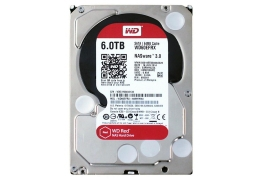 Ổ cứng HDD WD 6TB WD60EFRX (RED)