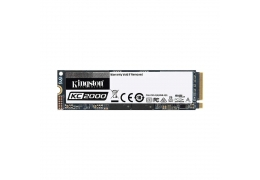 SSD Kingston KC2000 M.2 PCIe Gen3 x4 NVMe 250GB SKC2000M8/250G