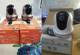 Camera IP WIFI 360 SIEPEM 2.0MP