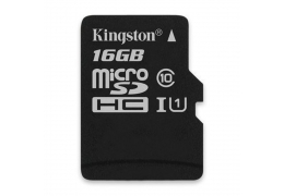 Thẻ nhớ MicroSDHC Kingston Canvas Select 16GB Class